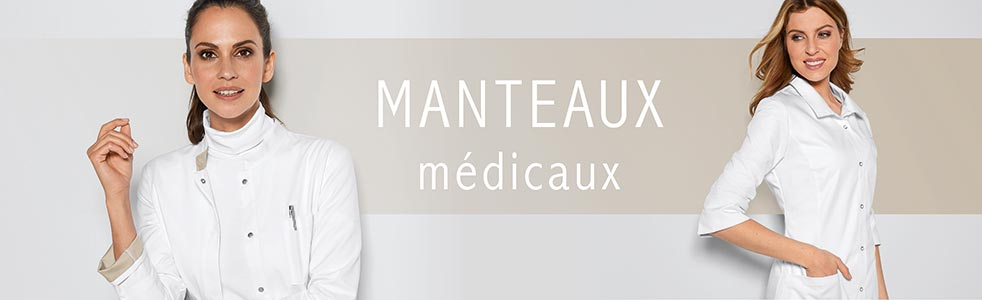 Manteaux médicaux
