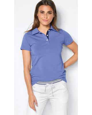 Shirt polo en single jersey